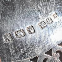 20th Century Silver Dish (3 of 4)