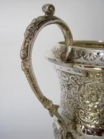 Impressive Late Victorian Campana Shaped Silver Trophy Cup (8 of 8)