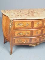 French Louis XV Style Marble Top Commode (7 of 13)