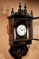 Very Decorative & Original Black Forest Wall Clock (6 of 9)