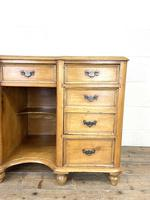 Victorian Antique Pine Sideboard with Drawers (4 of 11)