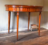 Dutch Neoclassical Satinwood Centre Table (13 of 13)