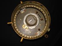 Turners Patent Brass Cased Homing Pigeon Clock (2 of 5)