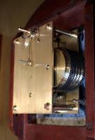 Mahogany 10' Fusee Dial Clock (3 of 12)