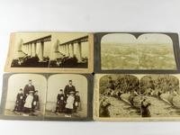 Edwardian Stereoscope Viewer with Seven Cards (5 of 6)