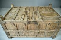 Large Indian Dowry Chest (9 of 11)