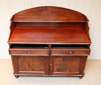 Late 19th Century Mahogany Sideboard (4 of 10)