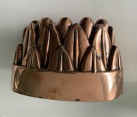 Victorian Copper Jelly Mould (4 of 5)