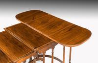 Quartetto of Regency Period Tables (3 of 5)