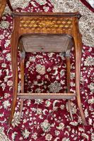 Pair of French Parquetry / Marquetry Side Tables (18 of 20)