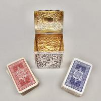 Victorian Silver Patience Card Box by Nathan & Hayes, Chester 1900 (5 of 11)