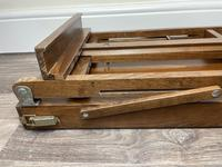Mid 20th Century Artists Studio Tabletop Easel with Carry Handle & Drawer (20 of 28)