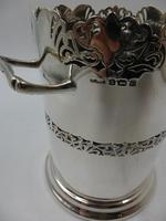 Silver Bottle Holder Birmingham 1931 (6 of 8)