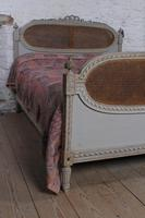 Fabulous Carved & Caned King Size French Bed (2 of 11)
