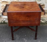 George III Mahogany Pembroke Table (5 of 12)