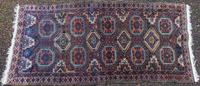 Antique Salor Turkoman rug