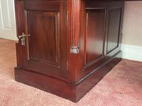 Large Georgian Style Double Sided Partners Desk (7 of 51)