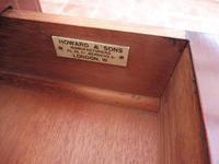 Howard & Sons Double Pedestal Desk c.1890 (5 of 13)