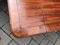 Mahogany Inlaid Sofa Table (8 of 11)