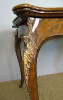 Fine Antique French Walnut Table 19th Century (5 of 12)