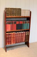Oak Open Bookshelves (2 of 8)