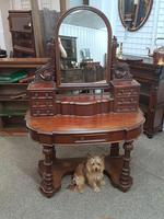 Antique Duchess Dressing Table (6 of 8)