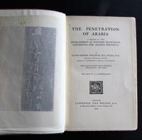 1904 1st Edition - The Penetration of Arabia by David George Hogarth (2 of 5)