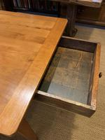 Farmhouse table cherry wood 71 inches long (11 of 11)