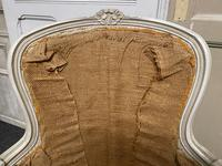 Pair of French Bergere Chairs Original Finish (4 of 14)
