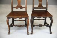Near Pair of Queen Anne Style Side Chairs (3 of 12)