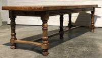 Wonderful Long French Farmhouse Dining Table (19 of 28)