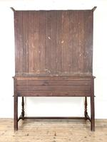 Decorative Antique Carved Oak Dresser (10 of 10)