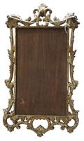 George III Style Carved Giltwood Mirror (3 of 6)