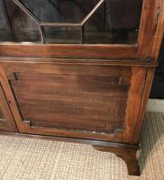 Edwardian Mahogany Bookcase (8 of 10)
