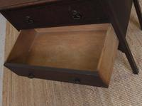 Arts & Crafts Oak Chest of Drawers (9 of 12)