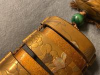 Antique Edo Japanese Inro, Netsuke & Ojime - Kansai and Jokosai (11 of 20)