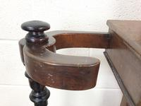 Antique Victorian Mahogany Tree Shaped Hall Stand (6 of 10)