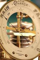 Drum Barograph & Barometer by Negretti & Zambra No 455 c.1918 (10 of 12)