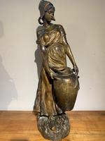 19th Century Large Terracotta Sculpture By Frederic Goldscheider (2 of 6)