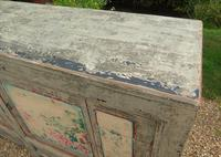 Beautiful 19th Century Chinese Hand Painted Cabinet (5 of 12)