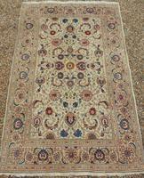 Good Pair of Antique Kashan Carpets (7 of 11)