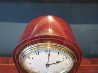 Antique Sheraton Inlaid 8 Day Mantel Clock (7 of 7)