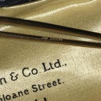9ct Gold Tie Pins  - a pair in original box (3 of 4)