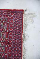 Eastern Red Wool Rug (9 of 11)