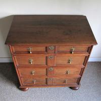 Oak Chest of Drawers c.1700 (3 of 8)