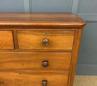 Victorian Walnut Chest of Drawers (5 of 13)