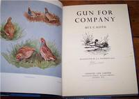 1950 Gun for Company by E. C. Keith, 2nd  Edition, Signed by Illustrator (2 of 4)
