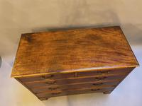 George III Mahogany Chest of Drawers (3 of 16)