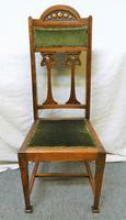 Set of 10 Art Nouveau Dining Chairs (2 of 6)