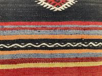 Kilim Covered Bench Stool (7 of 8)